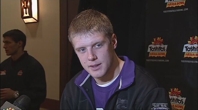 Video: Collin Klein on facing Ducks