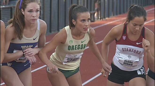 Ducks with strong first day at Pac-12 Championships