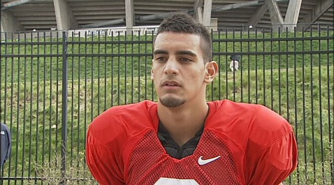 Marcus Mariota doesn't feel pressure about Heisman hype