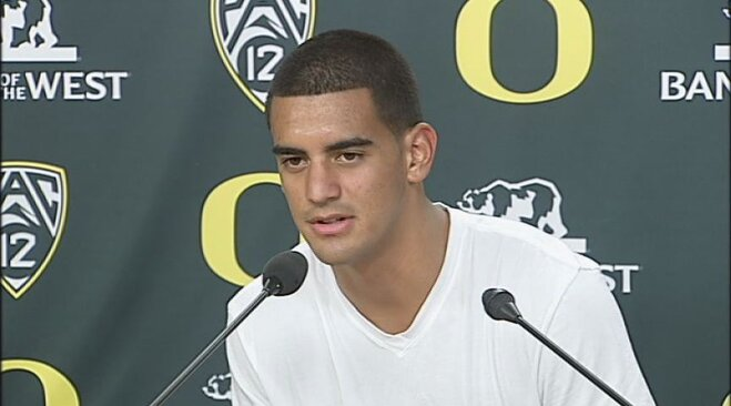 Video: Marcus Mariota after spring game