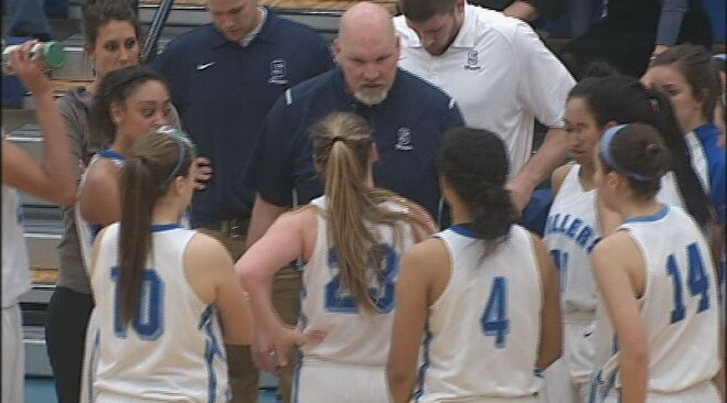 Millers get the Irish back, 54-47