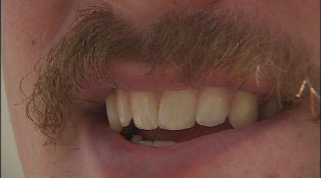&#39;Movember&#39; to remember: Ducks&#39; Nick Cody looks the part
