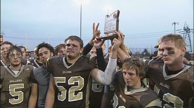 4A Championship: Baker wins battle of the Bulldogs vs. North Bend