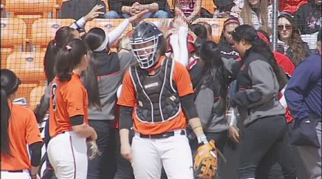 OSU routed by Utah softball