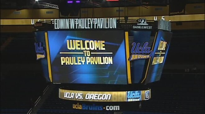 Video: Tour the renovated Pauley Pavilion