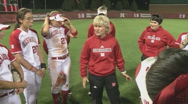 Nebraska's Rhonda Revelle returns home to Eugene