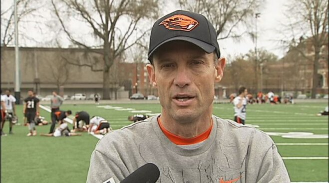 Mike Riley begins 13th season at OSU
