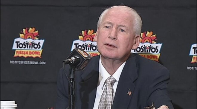 Video: K-State head coach Bill Snyder