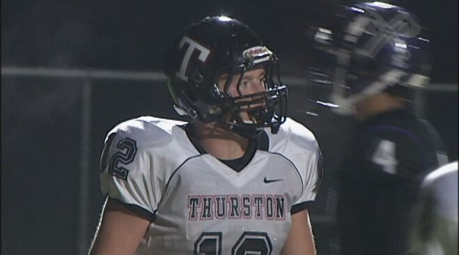 Thurston faces tough test against Jesuit