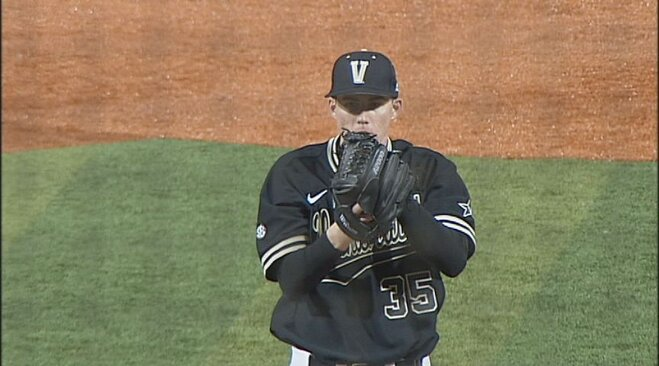 Healy homers but Ducks fall 4-1 to No. 2 Vandy