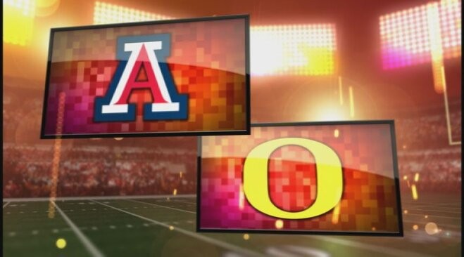 Arizona vs. Oregon: Pac-12 play begins