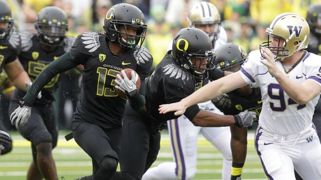 Oregon Harris Football