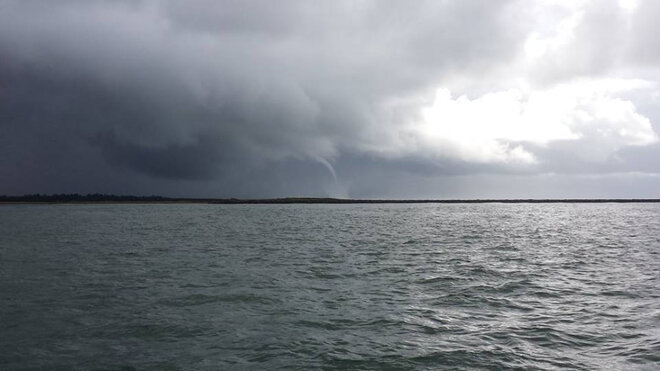Westport Waterspout