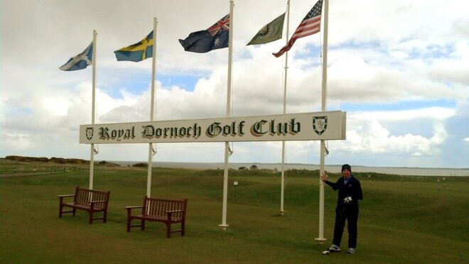 Wide World of Golf: Royal Dornoch has history & class
