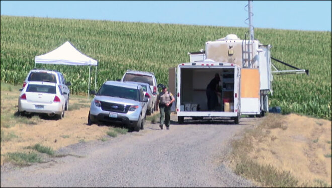 Police: Bodies identified in Washington triple homicide
