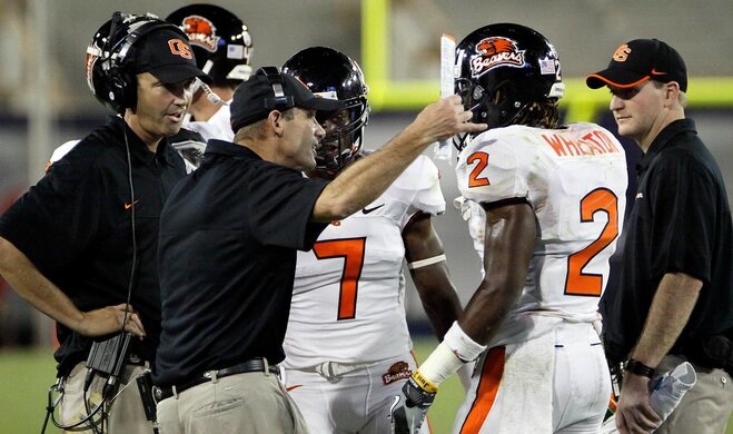 No. 14 Beavers: 'We are here to stay'