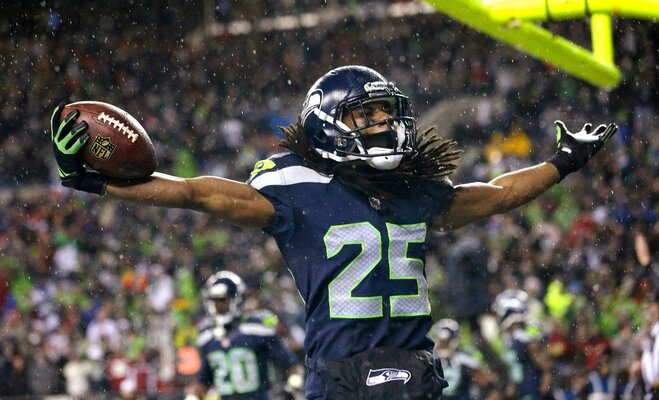 Seattle CB Richard Sherman hopeful about appeal