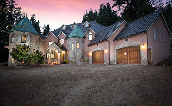 Photos: Blackberry Castle in Portland selling for $7.2M