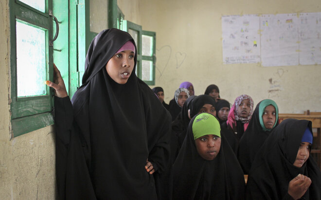 Somaliland leaders want female genitals to be cut