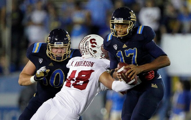 Stanford, UCLA Pac-12 title rematch a 'mind game'