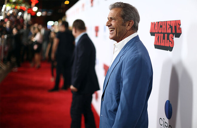 "LA Premiere of ""Machete Kills"" - Red Carpet"