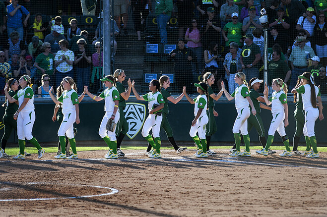 Ducks beat Utah Valley 12-1 (7)
