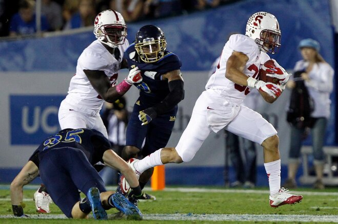 Stanford, UCLA a surprising Pac-12 title matchup