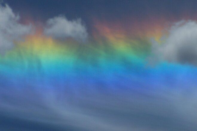 Fire Rainbows