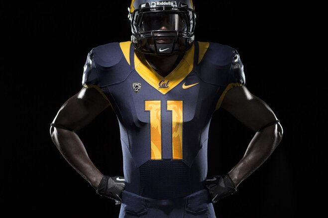 Cal unveils new uniforms, logos