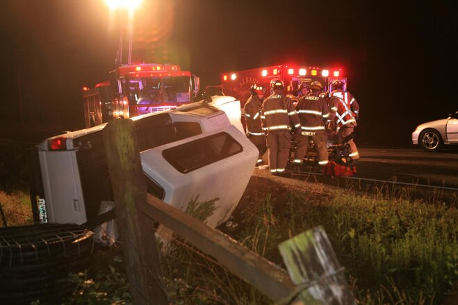 Car crash July 3 near Albany (2)