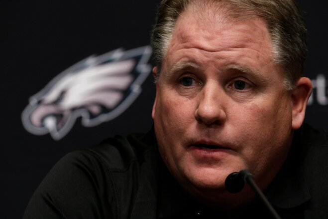Chip Kelly receives a hero's welcome in Philly