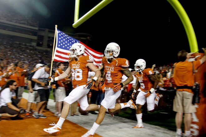 Forbes: Texas is most valuable in college football