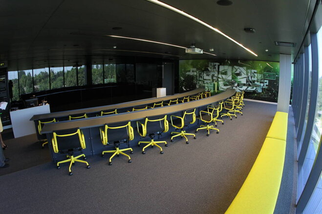 New Duck Football Performance Center at University of Oregon
