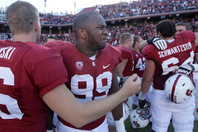Stanford DL Stephens ineligible for Rose Bowl