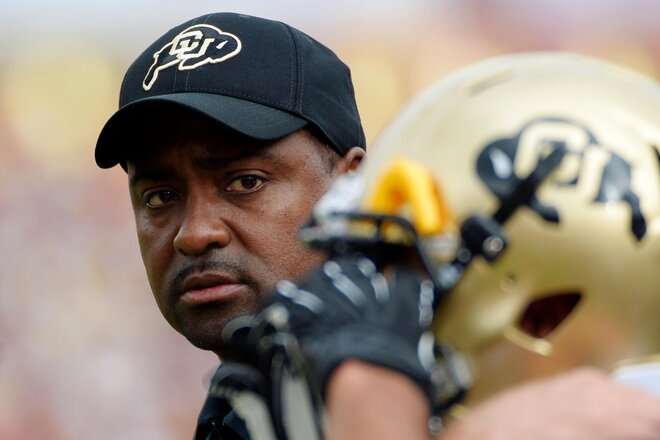 Embree out as head coach of Colorado Buffaloes