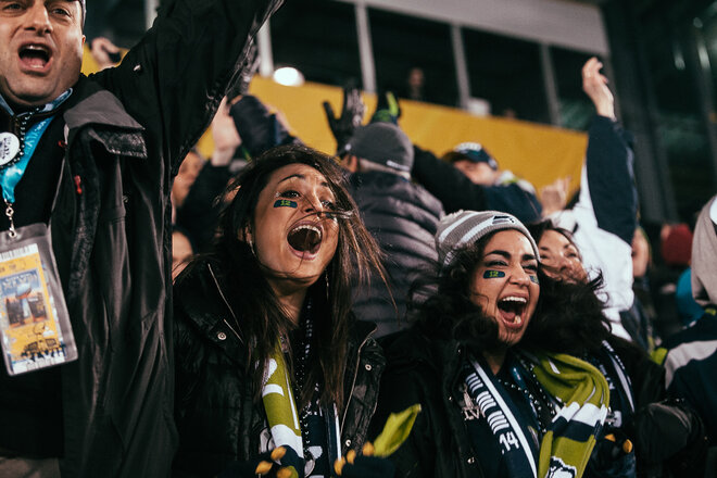 Seahawks fans travel to Super Bowl 48