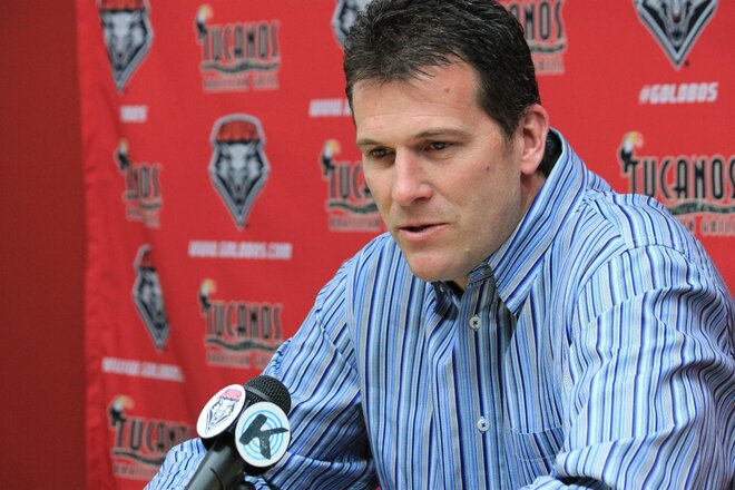 Alford's departure from New Mexico  to UCLA spurs emotions