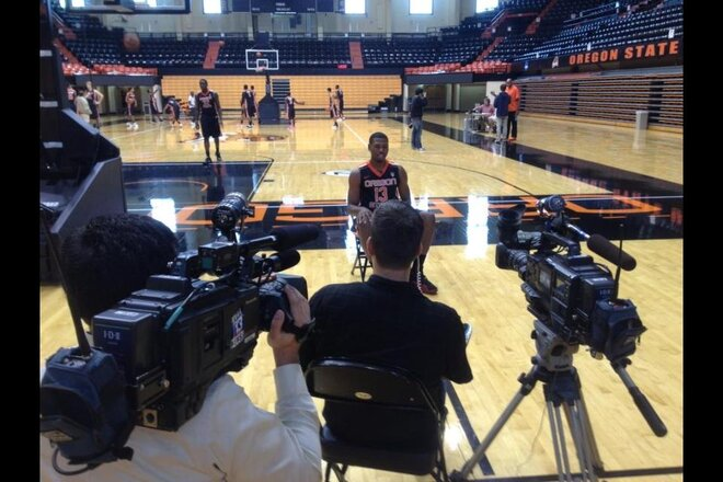 Video: OSU hoops media day