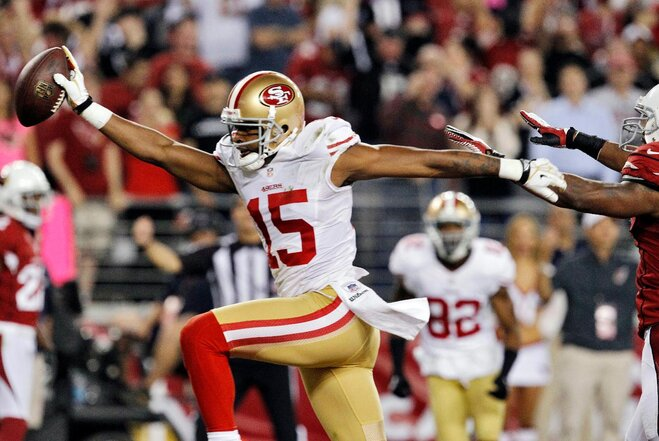 49ers' Crabtree questioned in sexual assault case