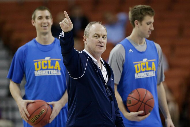 Howland bids farewell to UCLA after firing