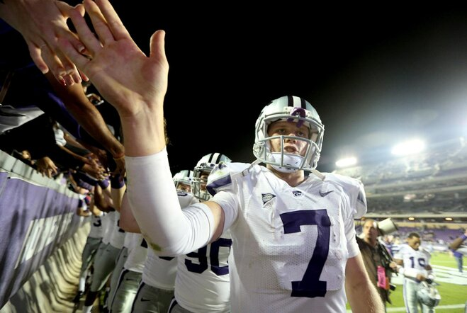 K-State, Oregon on course for BCS title game