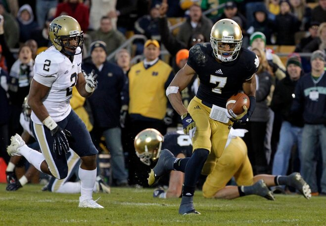 Notre Dame in the Rose Bowl? Maybe
