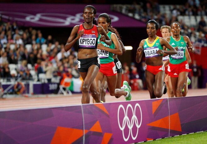 OTC Elite's Kipyego wins silver in women's 10K