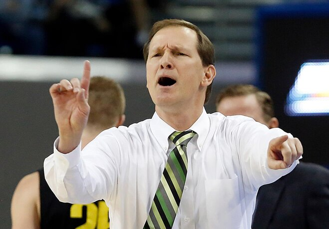 Dana Altman picked as Pac-12 Coach of the Year