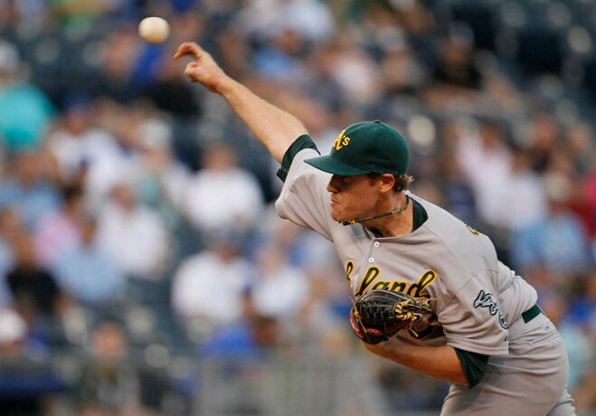 Thurston grad collects 1st MLB victory