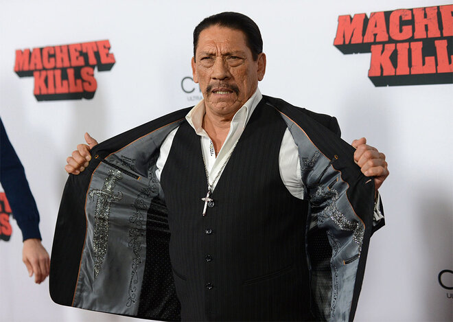 "APTOPIX LA Premiere of ""Machete Kills"" - Arrivals"