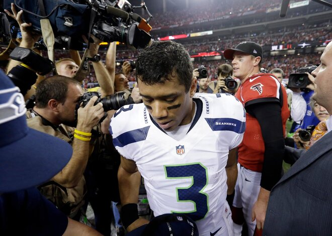Wilson gives Seahawks optimism about next season