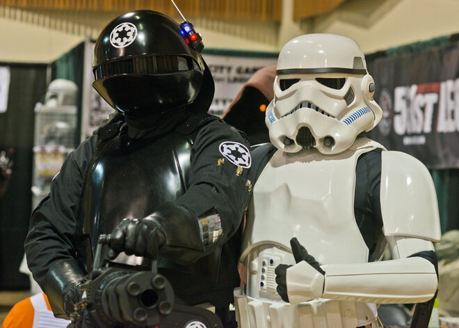 Photos: Emerald Valley ComicFest taking place at Lane Events Center through Sunday