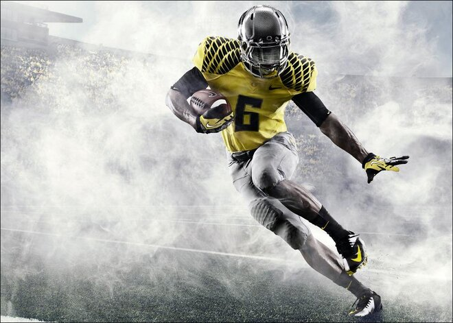 New Oregon Ducks Uniforms