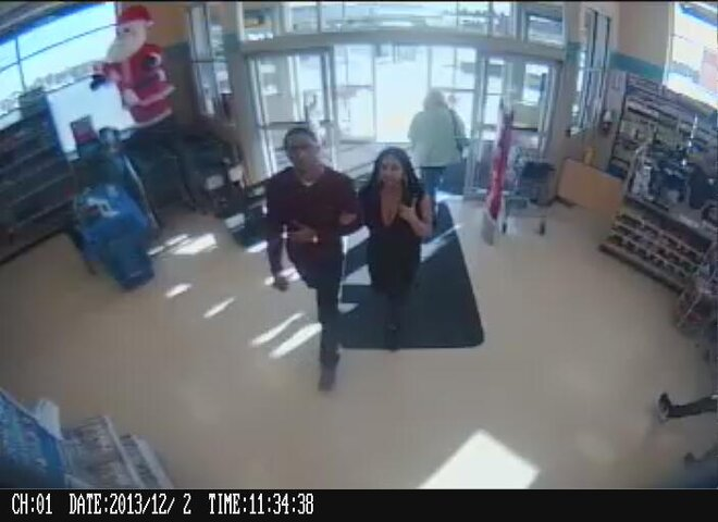 Recognize these 2? Couple possible suspects in campus thefts